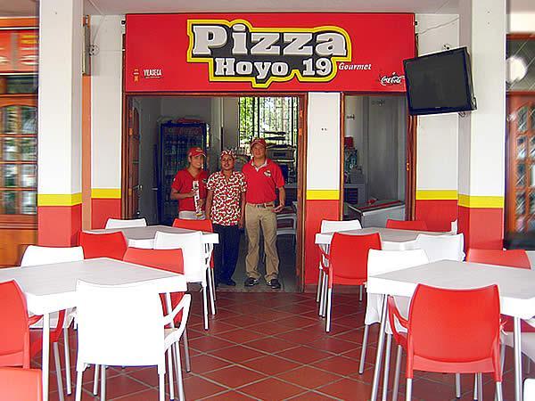 Pizza Hoyo 19 Girardot