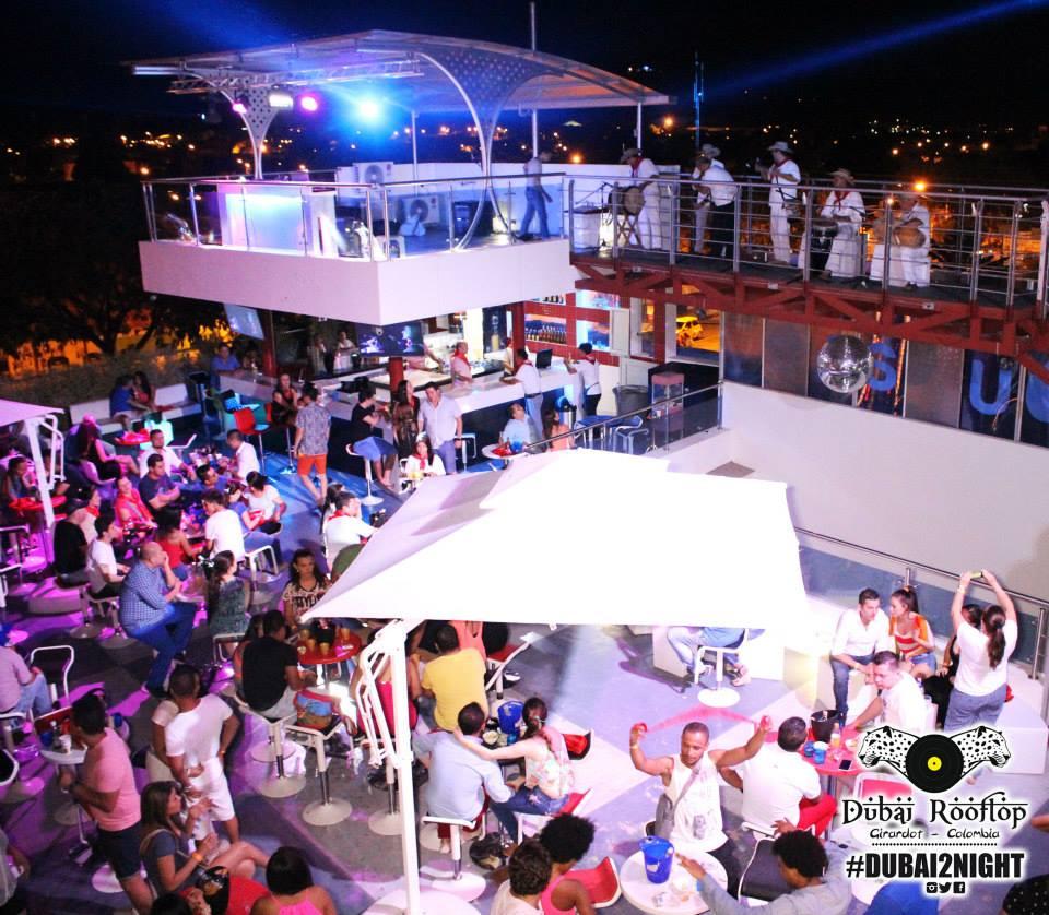 Discoteca Dubai en Girardot