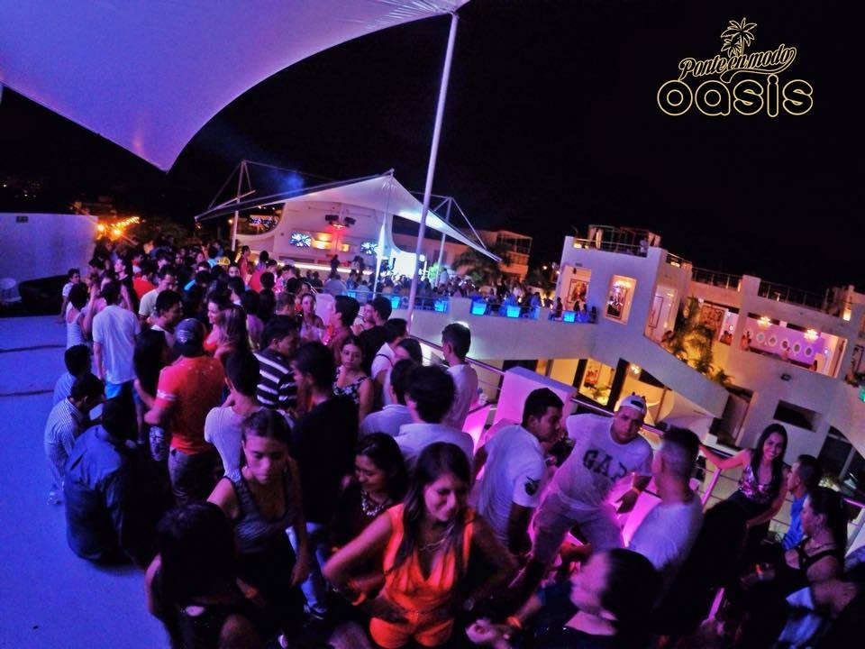 Discoteca Oasis en Girardot