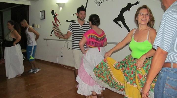 Foto de Entrebambalinas Danza Teatro.