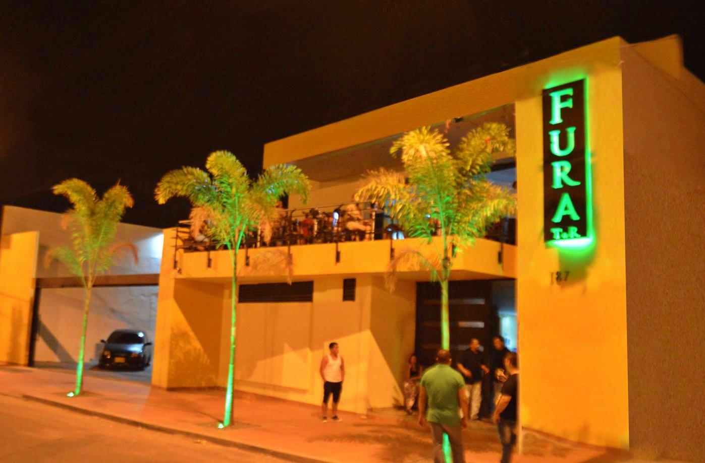 Discoteca Fura en Girardot