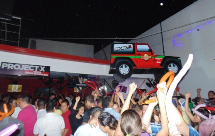 Discoteca Caoba en Girardot