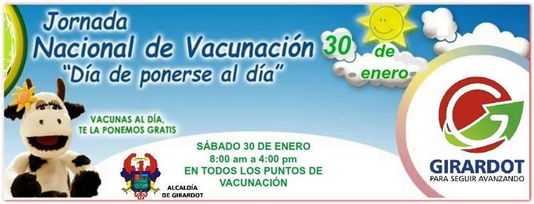 Jornada de Vacunación