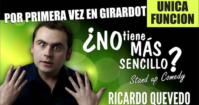 Imagen de la publicidad del evento