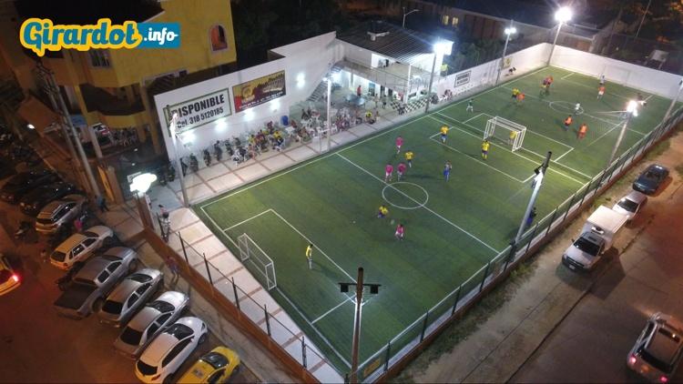 Canchas Sintéticas Fútbol 5 La Magdalena