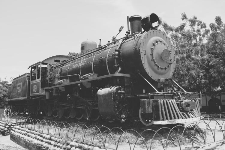 Locomotora Girardot