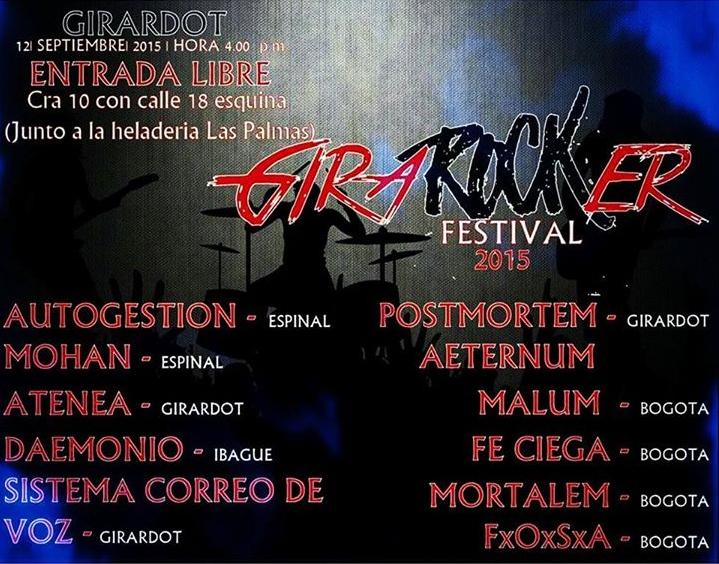 GiraRocker Festival