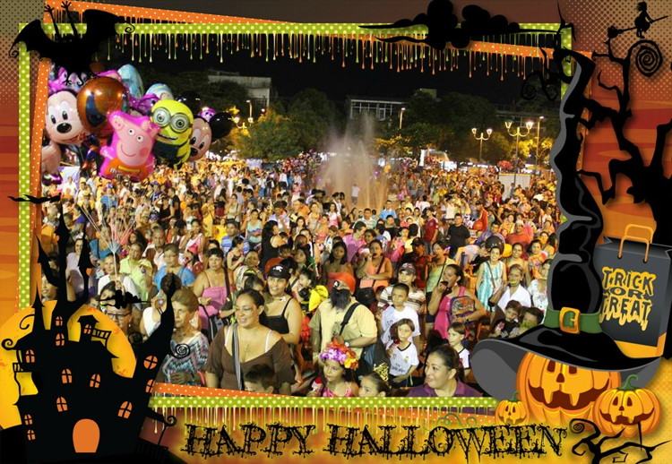 Halloween Girardot