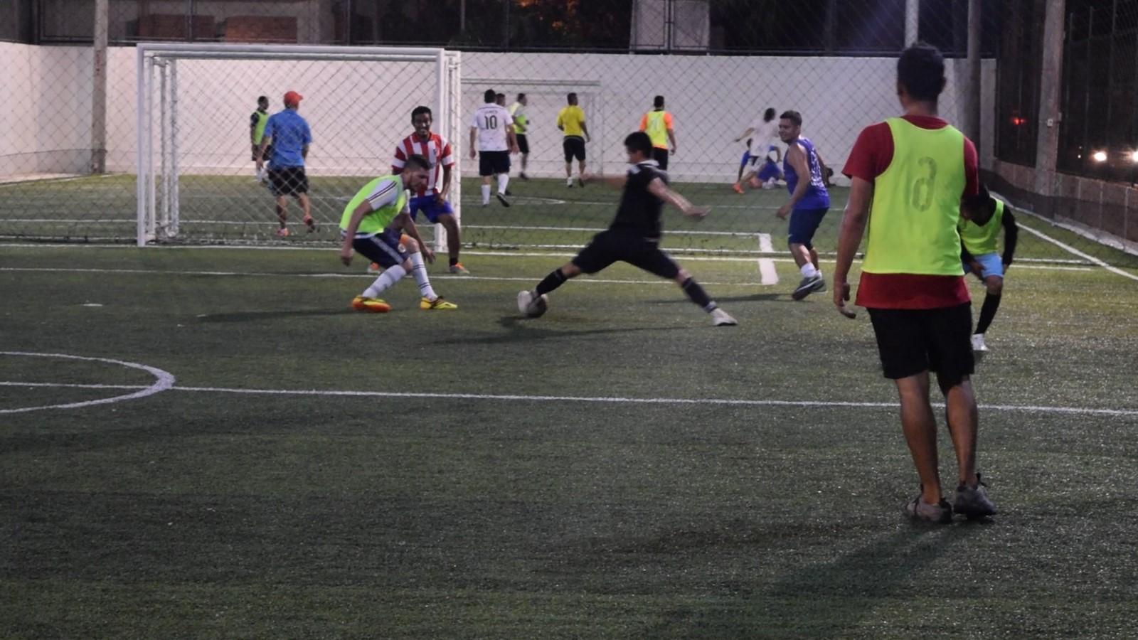 Canchas Sinteticas Futbol 5 La Magdalena En Girardot