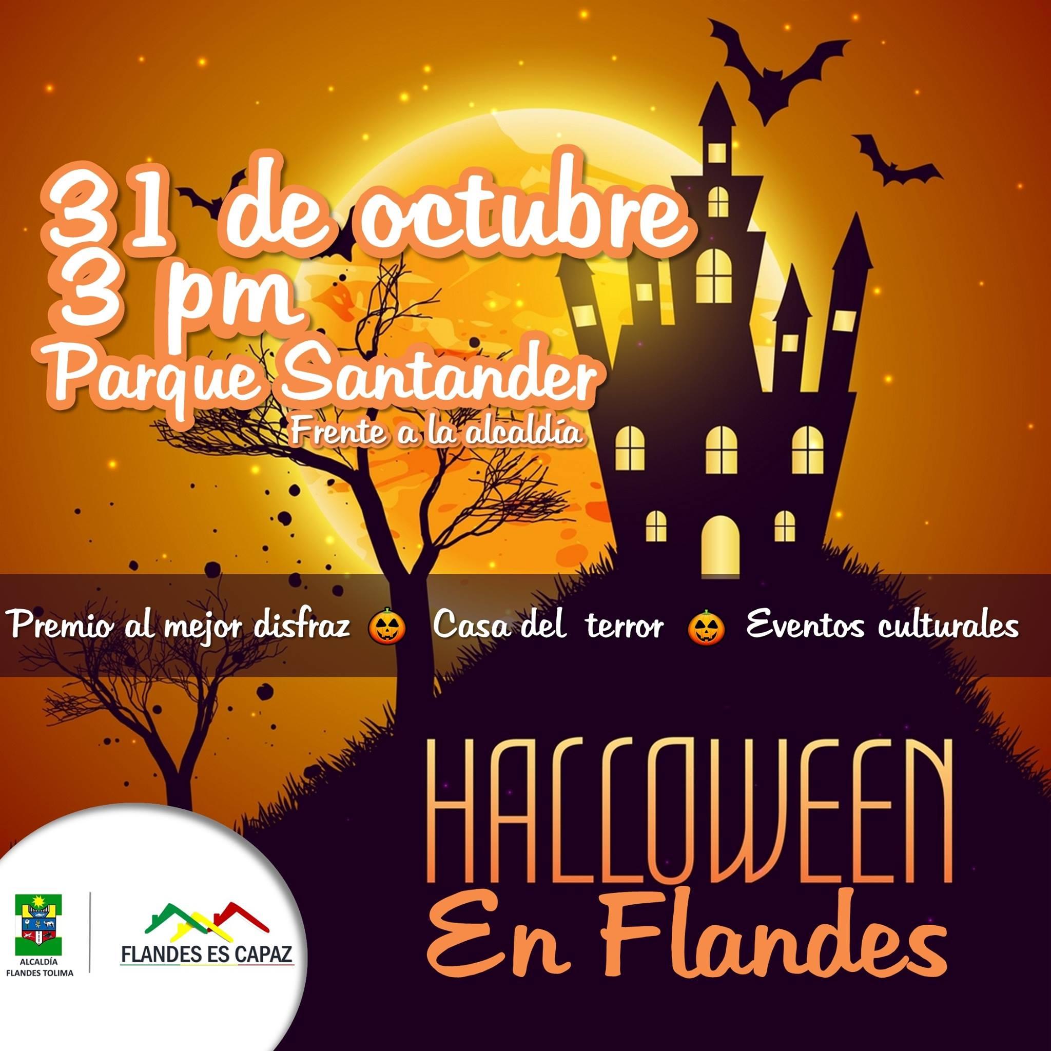Halloween en Flandes