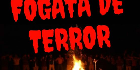 'Fogata de terror' una noche espeluznante en Ricaurte