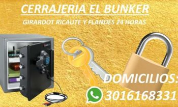 Cerrajería El Búnker